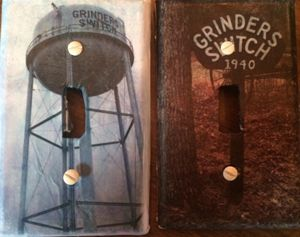 """Grinders Switch"" Light Switches"