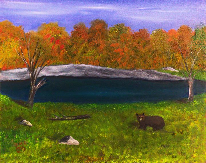 Autumn Forage - Richersd Art Studios, LLC