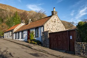 Cottages in Central Scotland