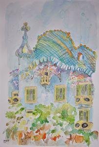 Casa Batlló, Barcelona - Judith Miro Art