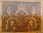 wooden notch handmade
