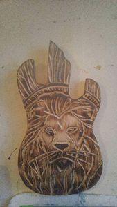 Lion - Heartwood Designs
