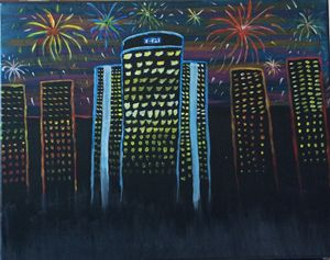 Fireworks in the D