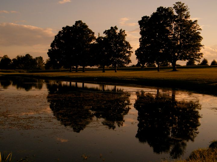 Lake sunset - Brogan Fine Art