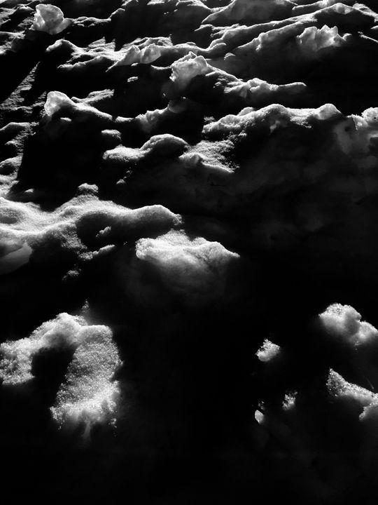 Snowy Landscape - Brogan Fine Art