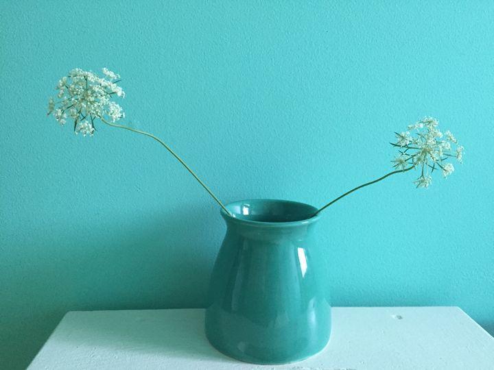 Still life with flowers - Brogan Fine Art