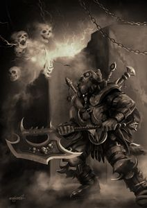 The Barbarian Hero
