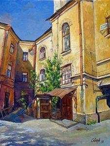 Old House on Gorky Street