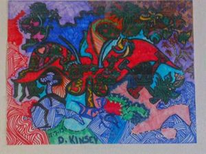 #7  Abstract Designs by P.K. ~69~