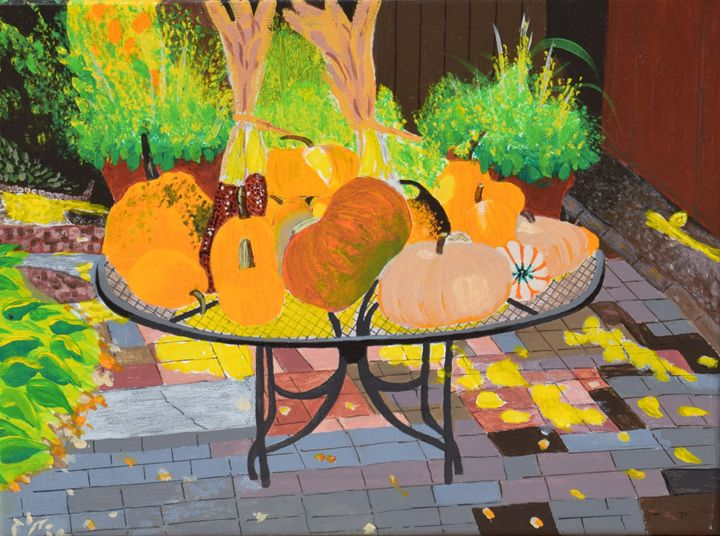 Autumn Table - braum's work