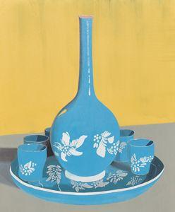 Hamadan Pottery