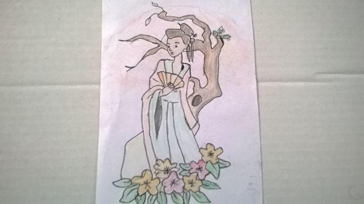 China  girl - adam