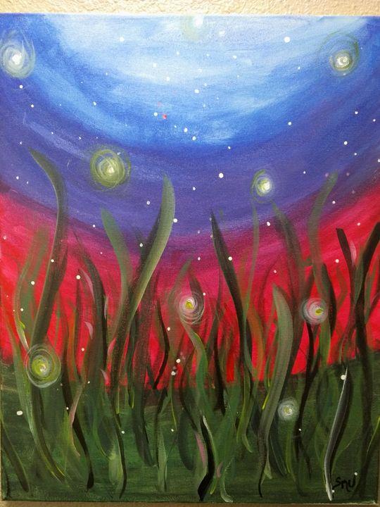 Fireflies - Sarah Uffer