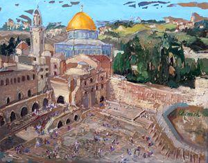 The Gold of Jerusalem