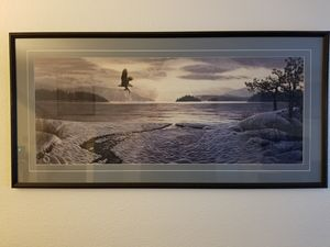 North Country Shores - Eagle - Bryant's Gallery