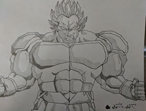 Super Android 13 Dragon Ball Z