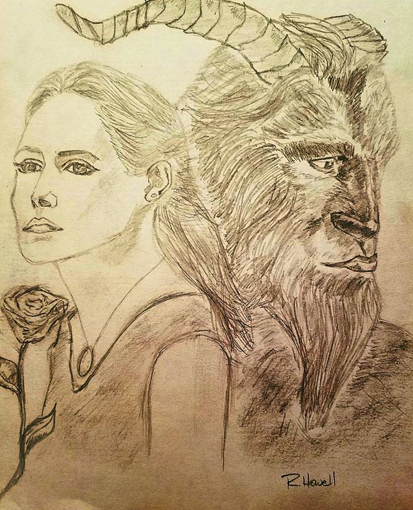 Beauty and the Beast - Rick Howell