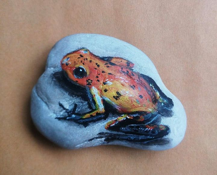 Tree Frog 2 - Richard Liu