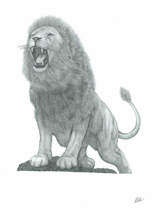 Lion Roar - Richard Colvin