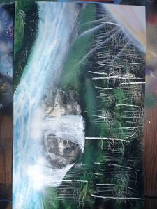 Northern Forests (SprayPaint)
