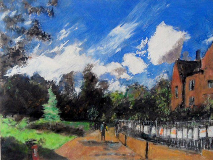 Cambridge Queens College - Riverview Gallery