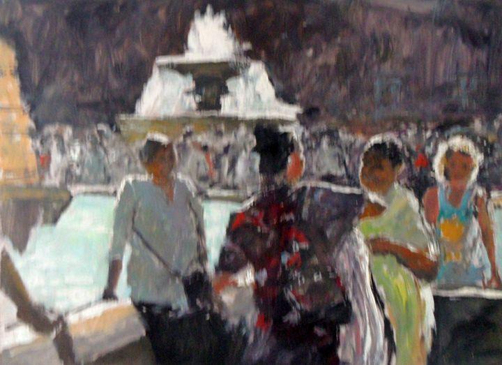 Trafalgar Square 2 - Riverview Gallery