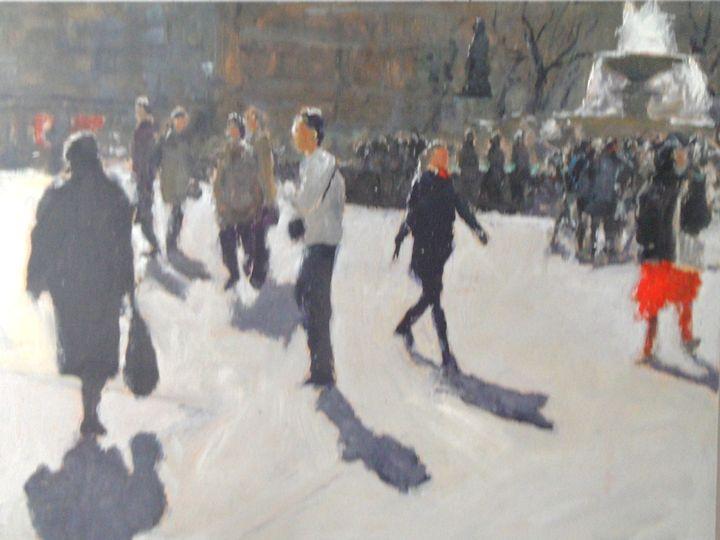 Trafalgar Square London - Riverview Gallery