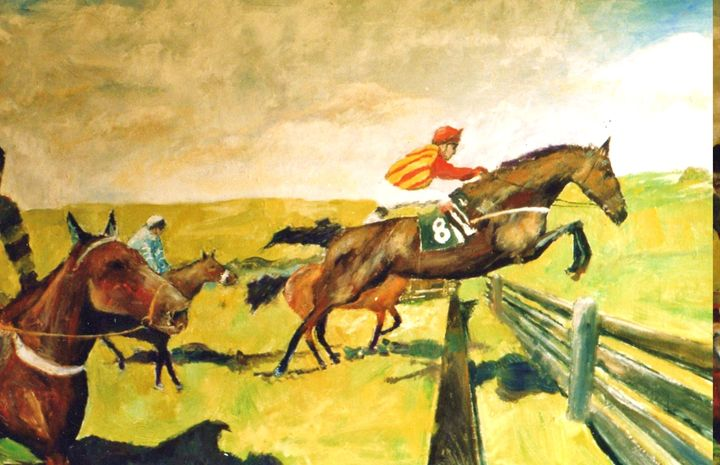Horse race - Riverview Gallery