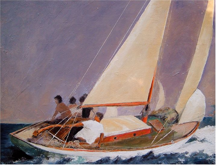 Yacht - Riverview Gallery