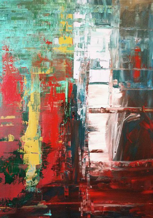 Until Morning Light - The Garden Gallery