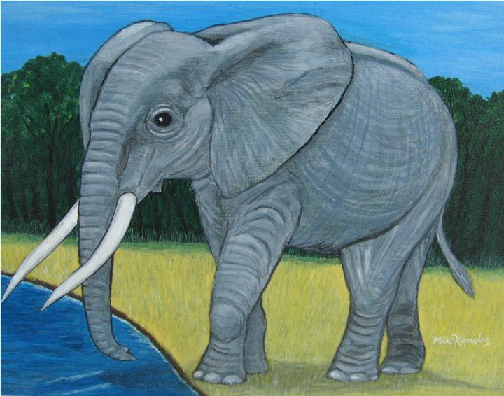The Elephant - arteesto