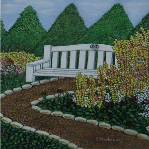 Lovely Garden Bench - arteesto