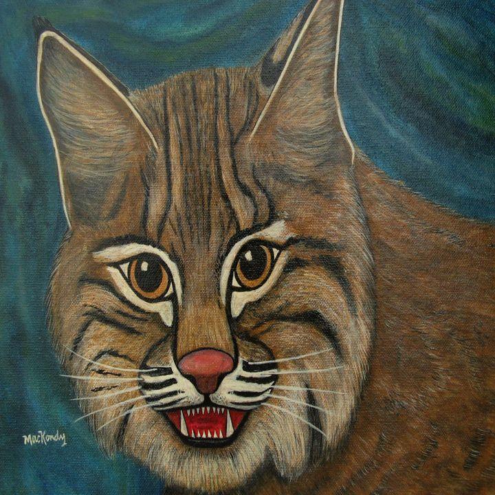 The Cat - arteesto