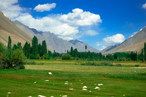 Phunder valley, Pakistan