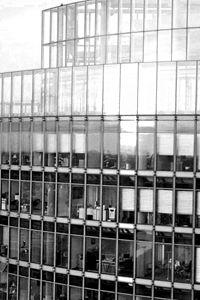 Berlin working/ Potsdammer Platz