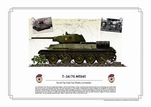 T-34/76 M1941