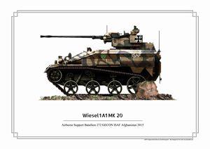 Wiesel 1A1 Mk20