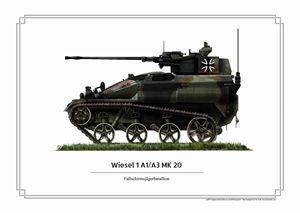 Wiesel 1A3 Mk20