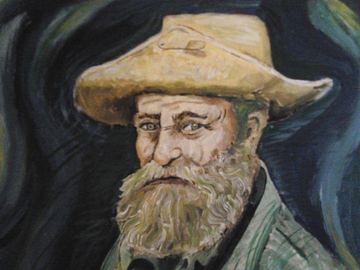 old man - Elaine Greblowski