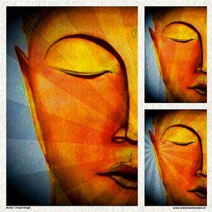Buddha - Golden