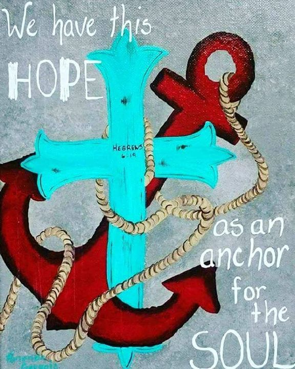 We Have This Hope - Purposed4Him