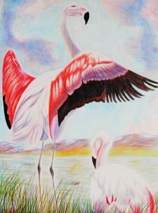Spreading wings - www.Artpal.com/alphacortius