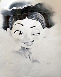 Jessie From Pixar's Toy Story