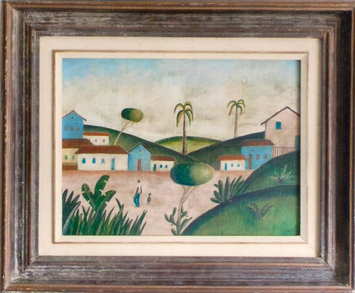 Tarsila do Amaral - Bureau Art Gallery