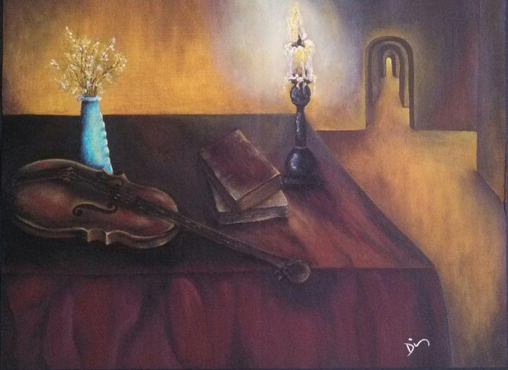 The Violin - dianestudio