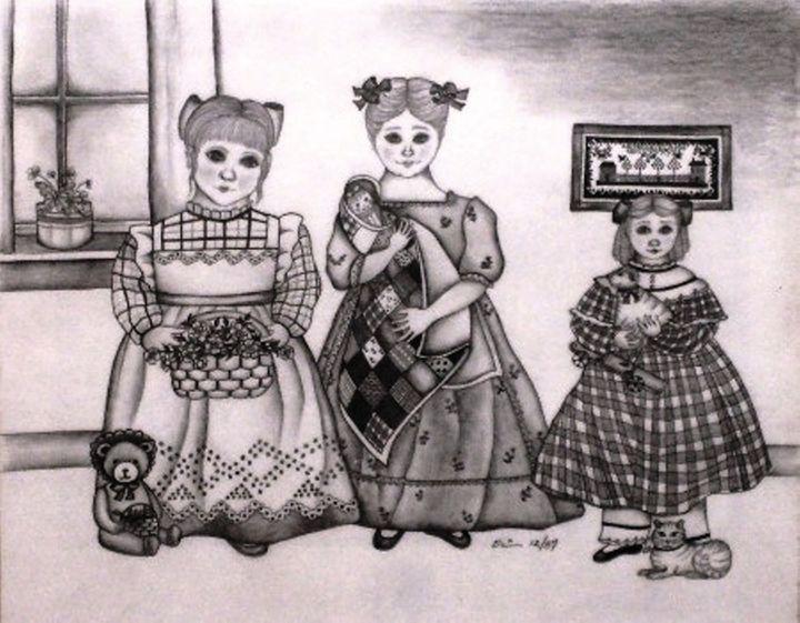 Three Sisters - dianestudio