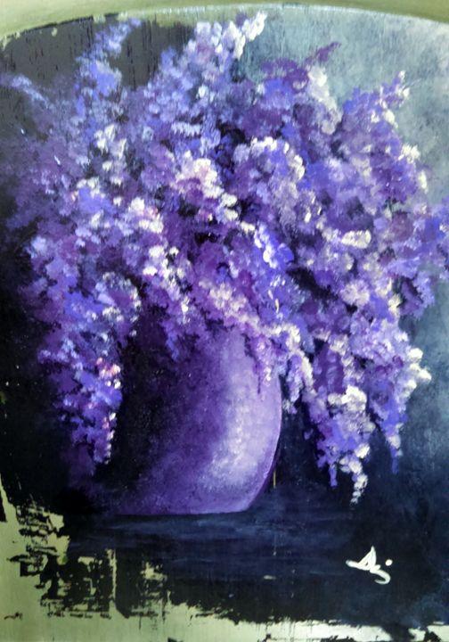 lovely lilacs - dianestudio