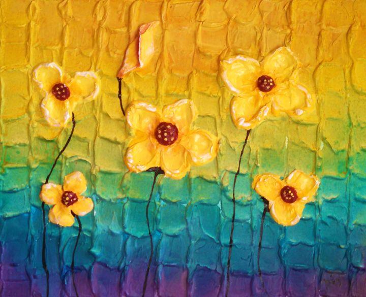 flowers in color - dianestudio