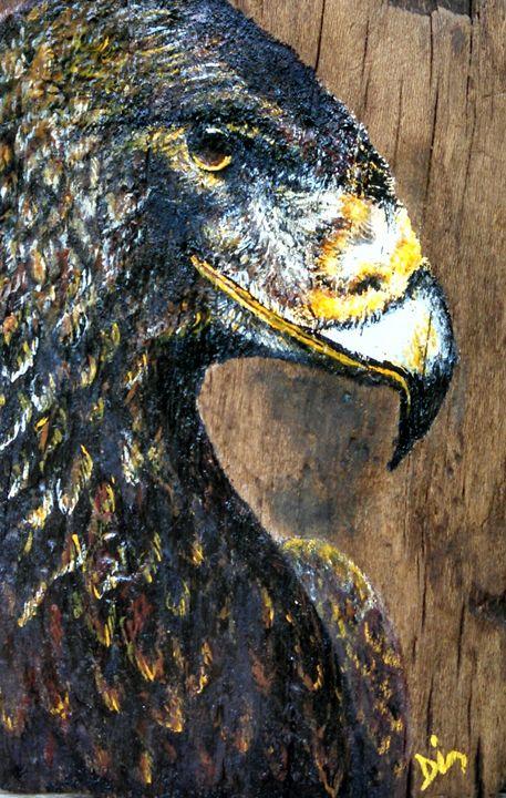 Golden Eagle - dianestudio
