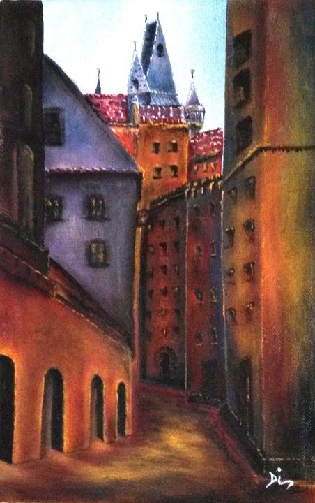 Old Town - dianestudio